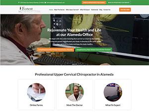 Forest Upper Cervical - Alameda