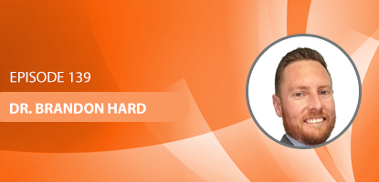 Dr. Brandon Hard on the Upper Cervical Marketing Podcast